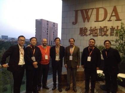 Polis Competition Jury October 20, 2014.Shanghai