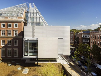 Renzo Piano expansion for Harvard Art Museums
