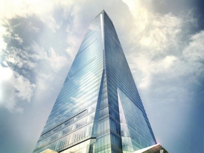 Goettsch Partners Designs Nanning Resources Center Tower