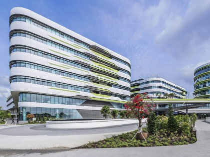 Singapore University of Technology & Design completed