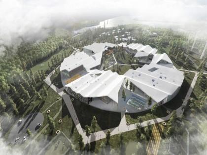 Cebra wins international competition to design smart school in Russia