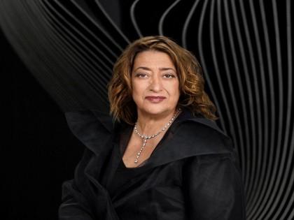 Zaha Hadid announced as 2016 Royal Gold Medal winner