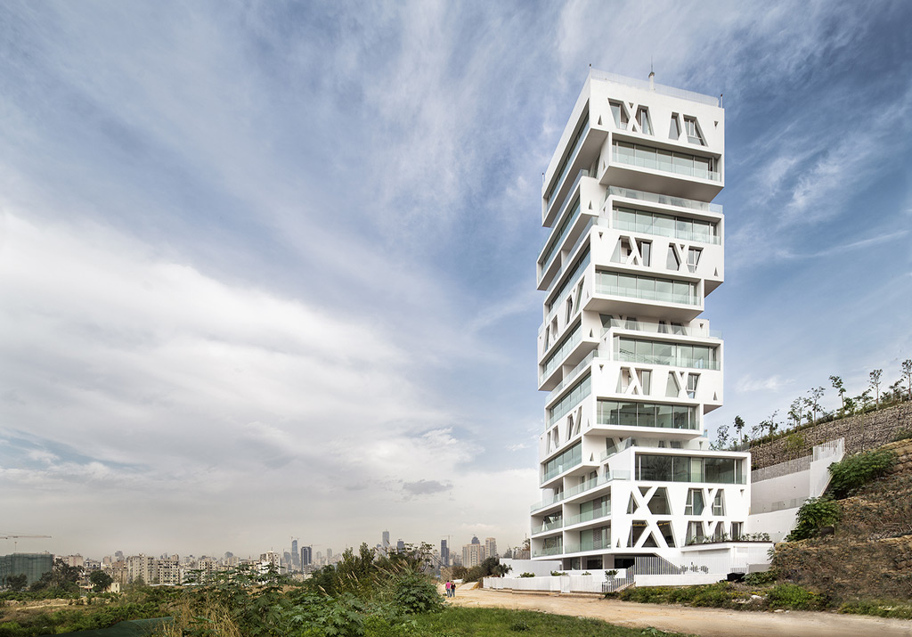 The Cube, designed by Orange Architects