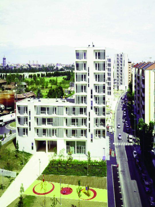 1.-Social Housing and public park, via Gallarate_MAQUETA.qxd.qxd